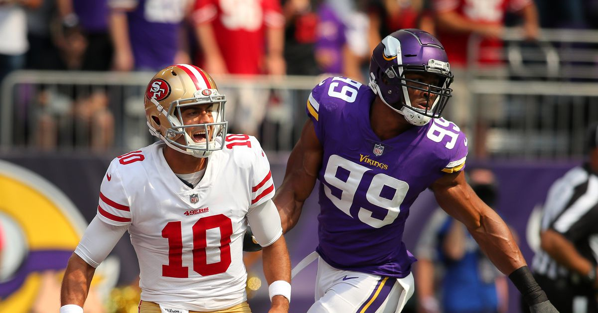 Vikings injury report: Danielle Hunter, Dalvin Cook sit out on Thursday
