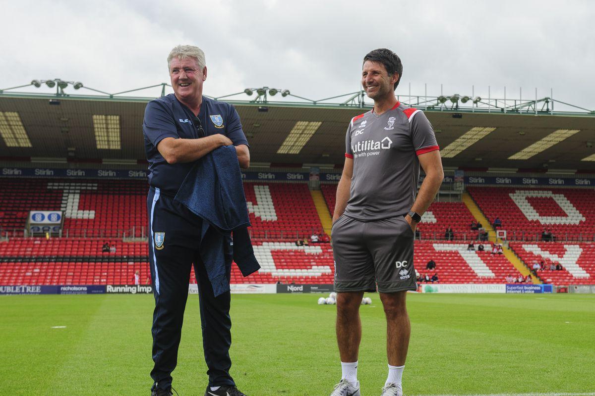 Lincoln City v Sheffield Wednesday - Pre-Season Friendly