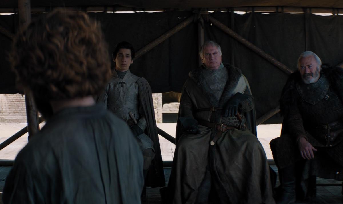 robin arryn in game of thrones series finale