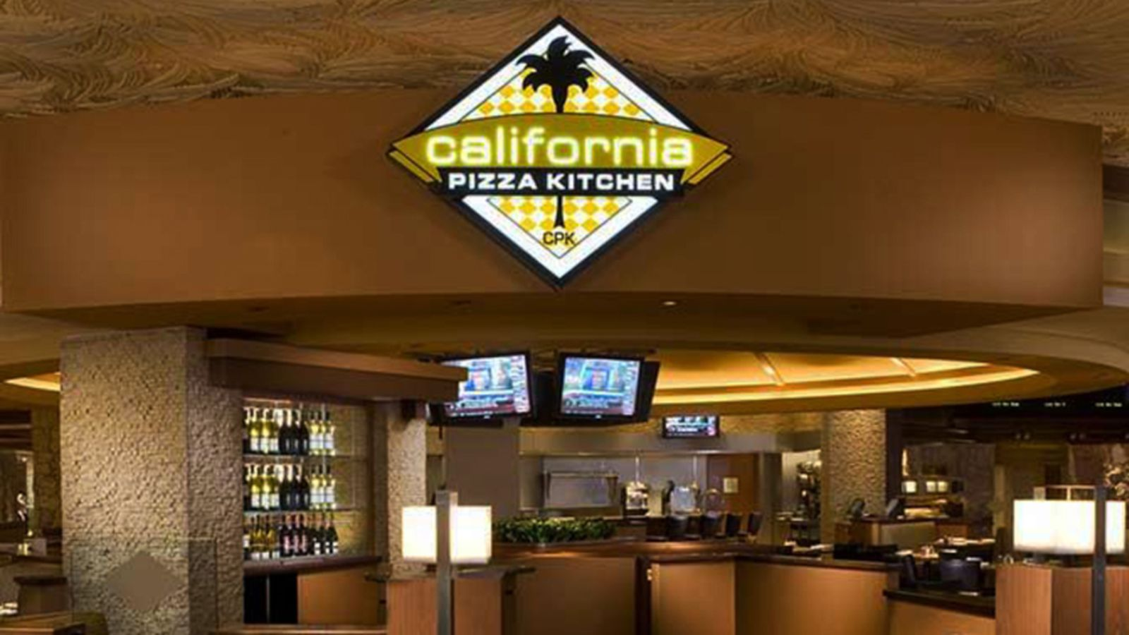 California Pizza Kitchen Boston Menu