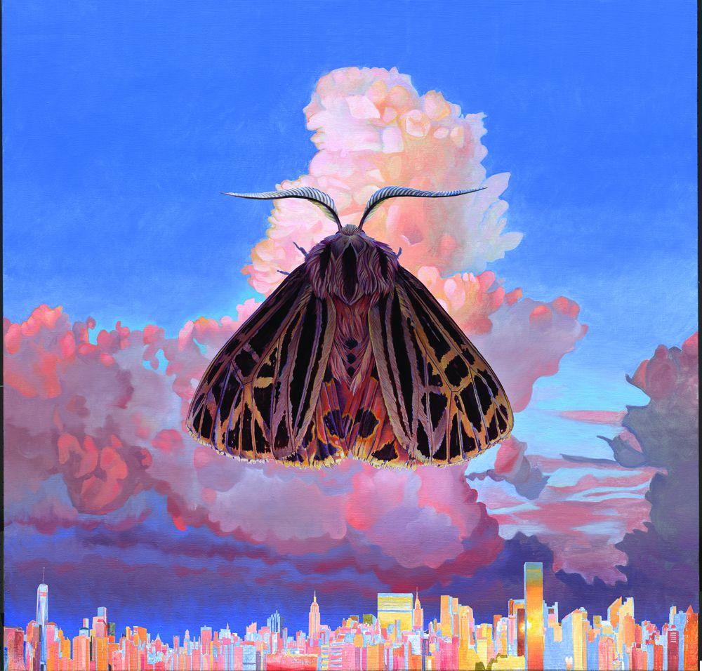 chairlift moth album cover