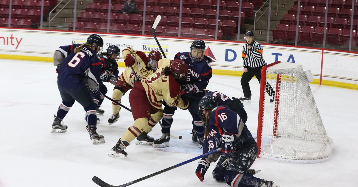 2020 Women's Hockey East Tournament Preview
