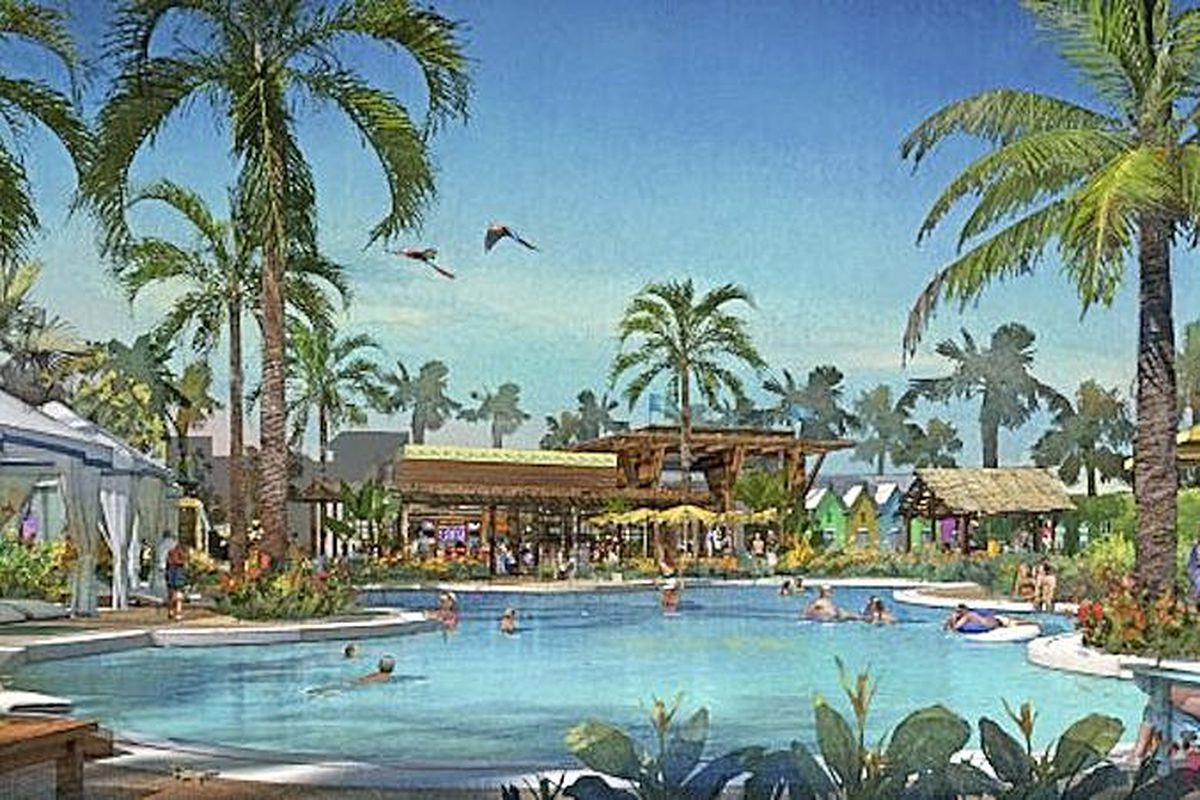 Jimmy Buffett Inspired Margaritaville Senior Housing Is