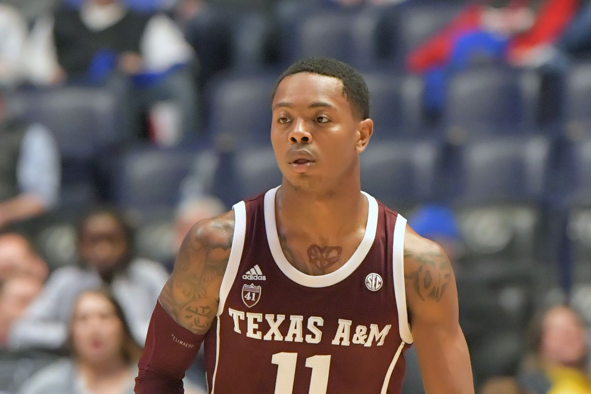 NCAA Basketball: SEC Conference Tournament-Mississippi State vs Texas A&M
