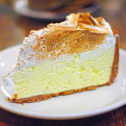 Lemon Ice Box Cake (The Hart and The Hunter) by Darin Dines