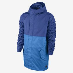 """<strong>Nike</strong> Lightweight Packable Fishtail Jacket in Game Royal/Blue, <a href=""""http://store.nike.com/us/en_us/pd/lightweight-packable-fishtail-shell/pid-688645#Learn-More"""">$49.97 (reg $88)</a>"""