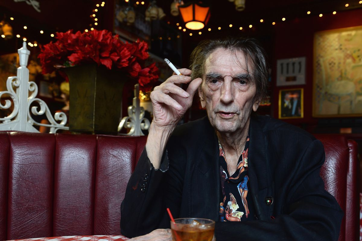 Portrait Session With The Cast Of 'Harry Dean Stanton: Partly Fiction'