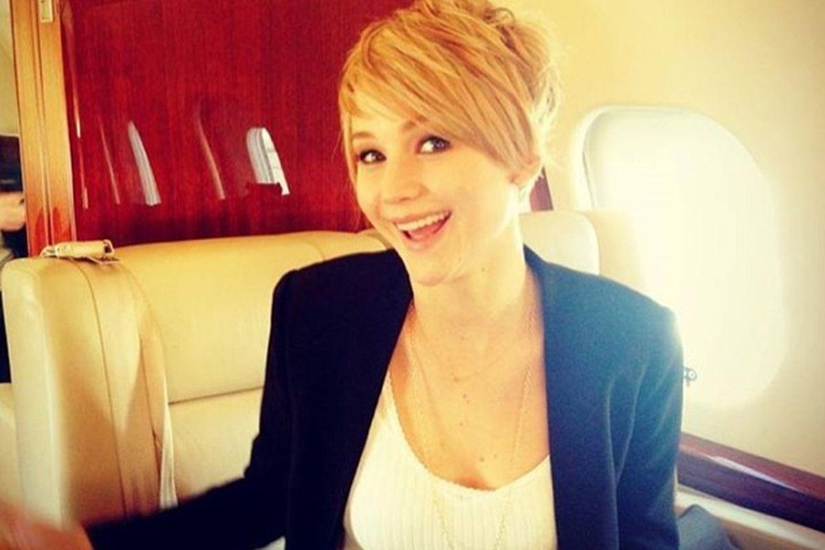 """Image via <a href=""""https://www.facebook.com/JenniferLawrence?ref=br_tf"""">Facebook/JenniferLawrence</a>"""