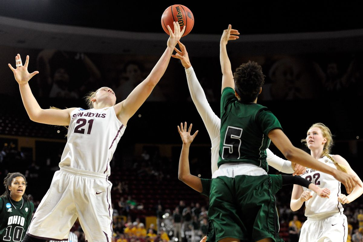 NCAA Womens Basketball: NCAA Tournament-1st Round-Arizona State vs Ohio