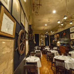 """<a href=""""http://ny.eater.com/archives/2012/11/inside_bills_john_delucies_sprawling_american_steakhouse_and_bar.php"""">Eater Inside: Bill's</a>"""
