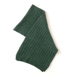 """<strong>Svesnsson</strong> Heather Scarf, <a href=""""http://www.goosebarnacle.com """">$90</a> at Goose Barnacle"""