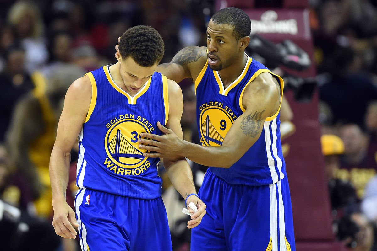 """""""Don't worry, Steph. I got this."""""""