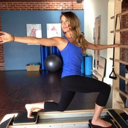 """<b>How has life changed for you since <a href=""""http://la.racked.com/archives/2013/08/26/christine_bullock_of_studio_pilates_is_las_hottest_trainer_2013.php"""">earning</a> the top honors as LA's Hottest Trainer last summer?</b></br> """"Winning the title of LA"""