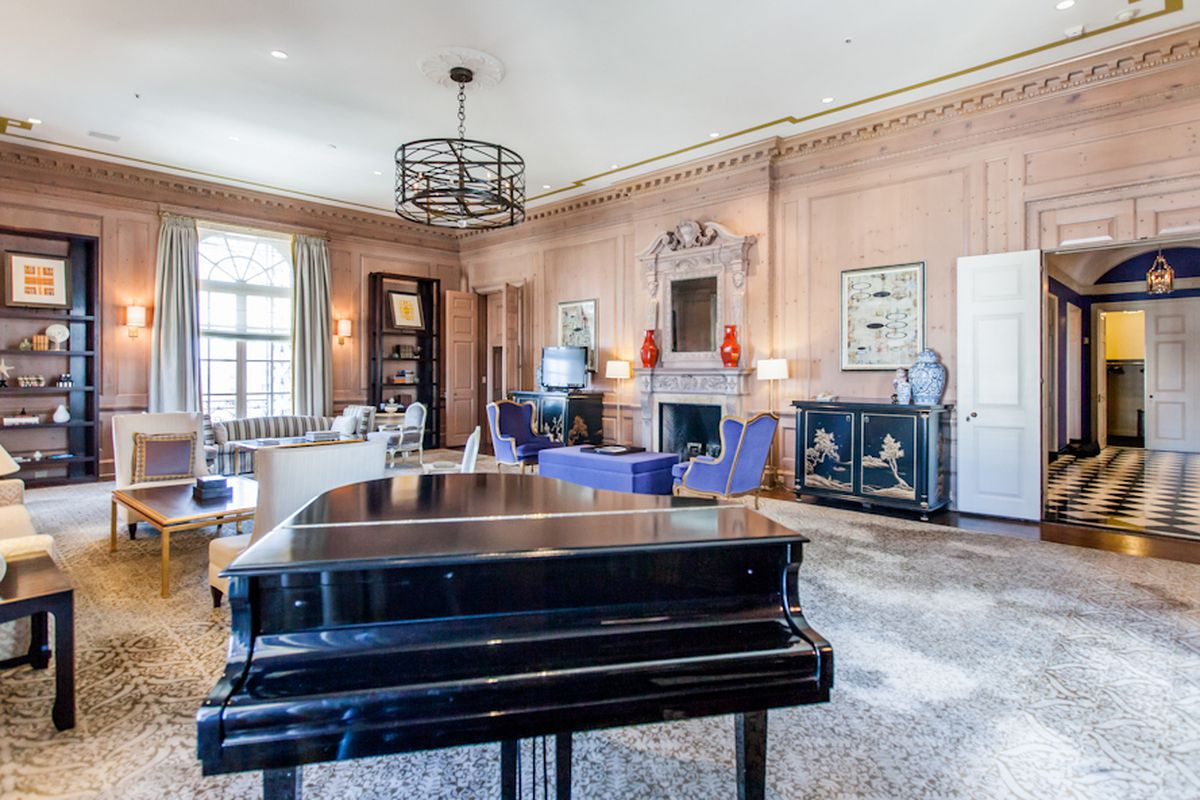 inside san francisco's most expensive hotel suite - curbed sf