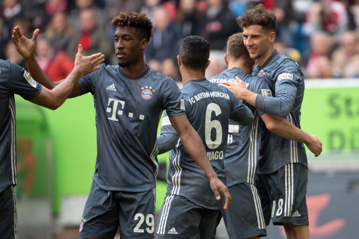 Fortuna Düsseldorf - FC Bayern Munich