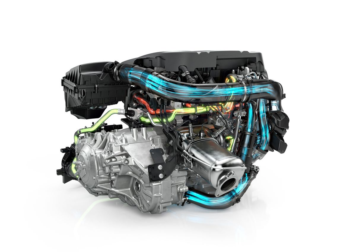 Volvo Has Spent Billions To Develop An Entirely New Engine Platform Focusing On Small Turbo And Supercharged Engines It A Chis That