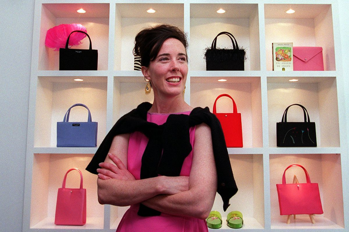dc9facd430cc Kate Spade s Legacy Was Bringing Color and Quirk to Fashion - Racked