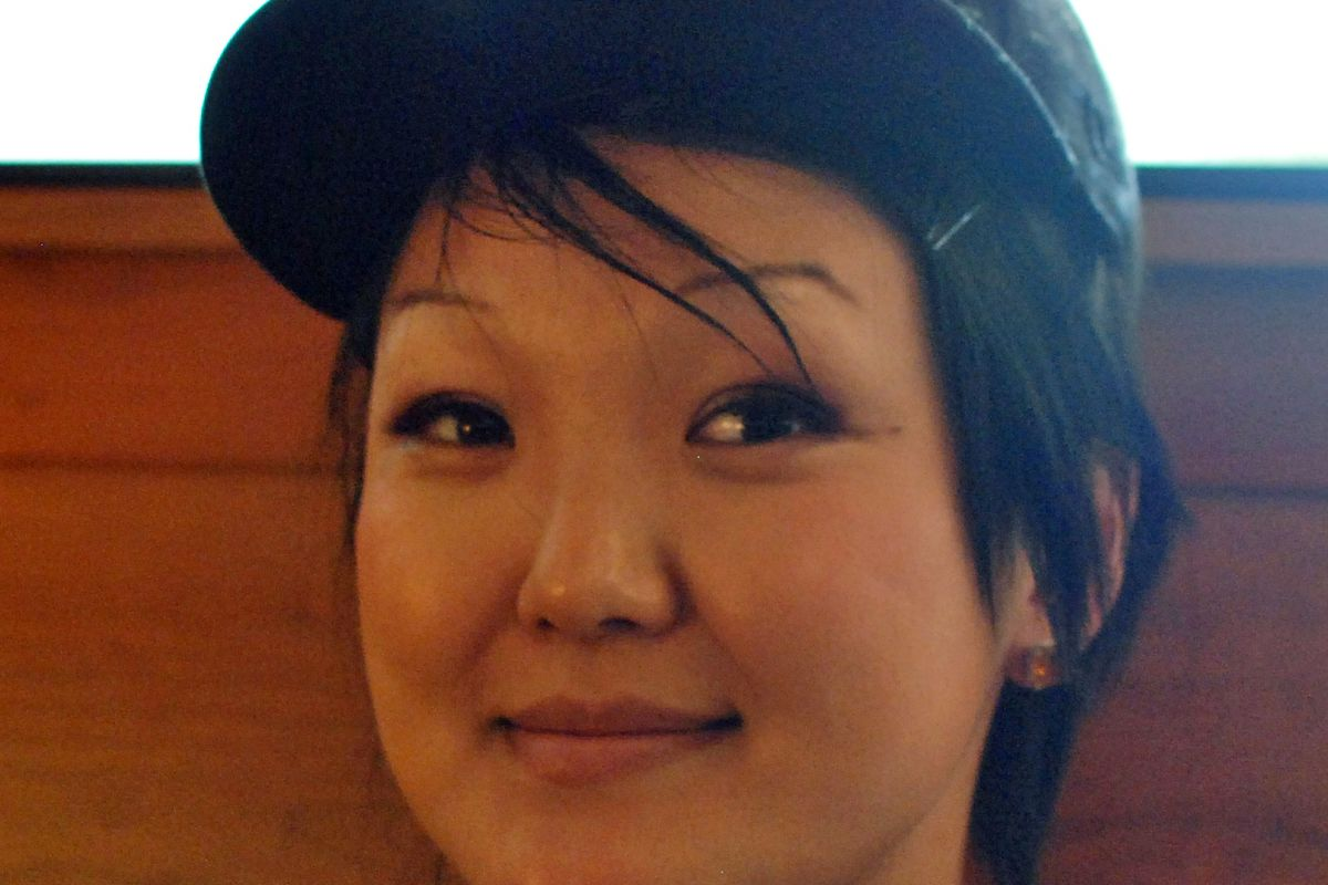 Pastry whiz, Heather Kim