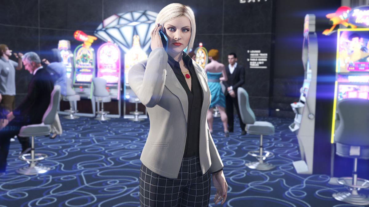 Grand Theft Auto Online - the Diamond Casino & Resort's General Manager