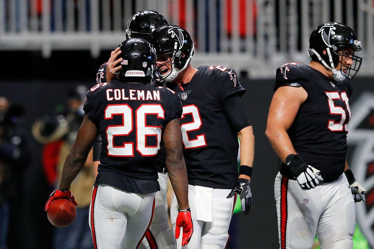 Atlanta Falcons Finally Resemble The Team They Were In 2016 Sbnation Com