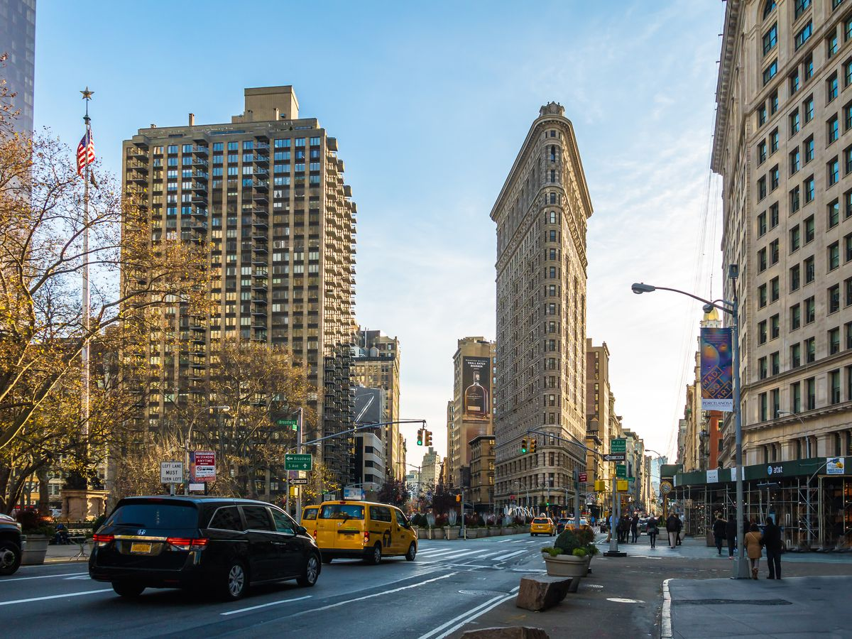 Study learn intensive English course at a language school ... |New York City Architecture
