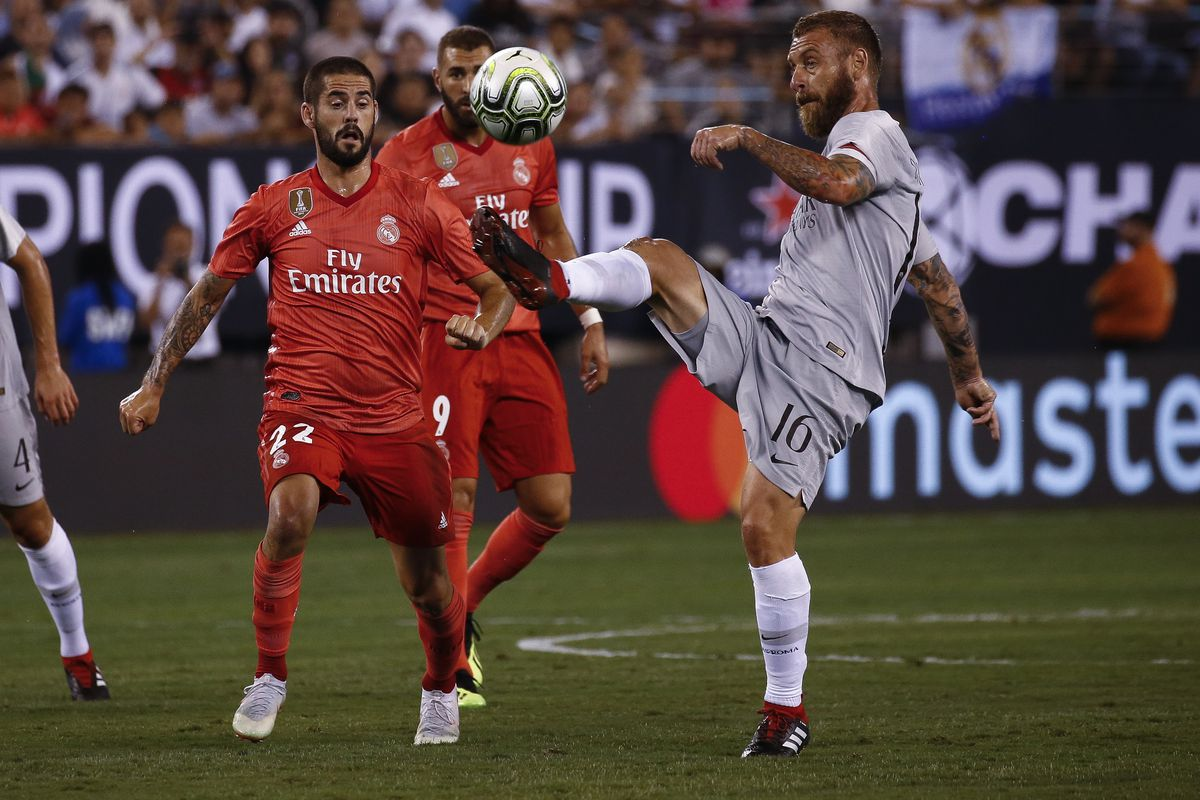 Real Madrid v AS Roma - International Champions Cup 2018