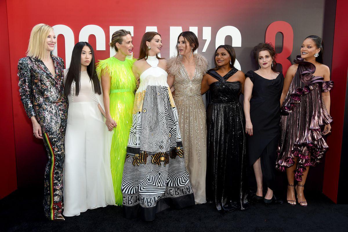'Ocean's 8' World Premiere