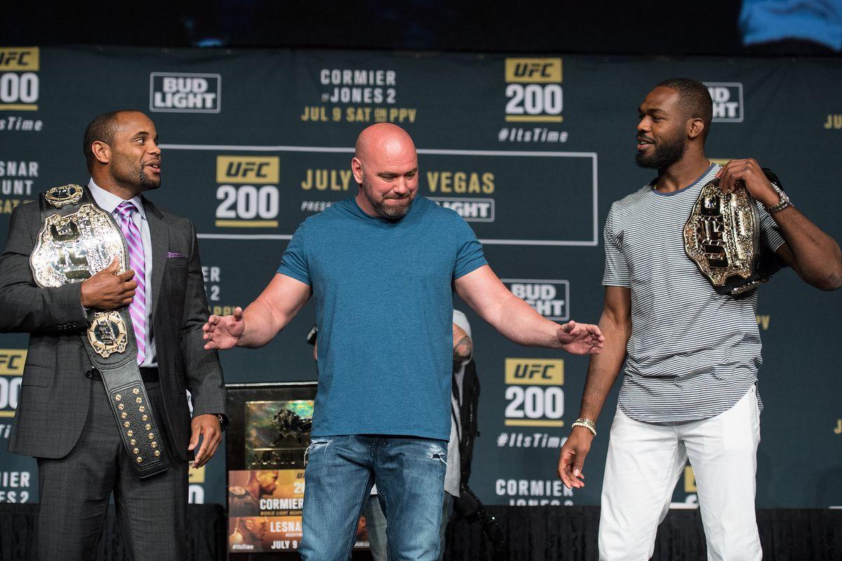 UFC 200: Press Conference