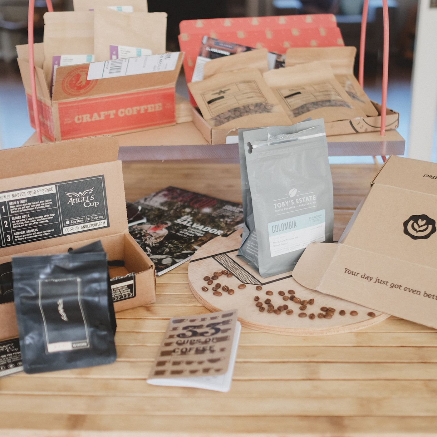 Review The 4 Best Online Coffee Subscription Services Eater
