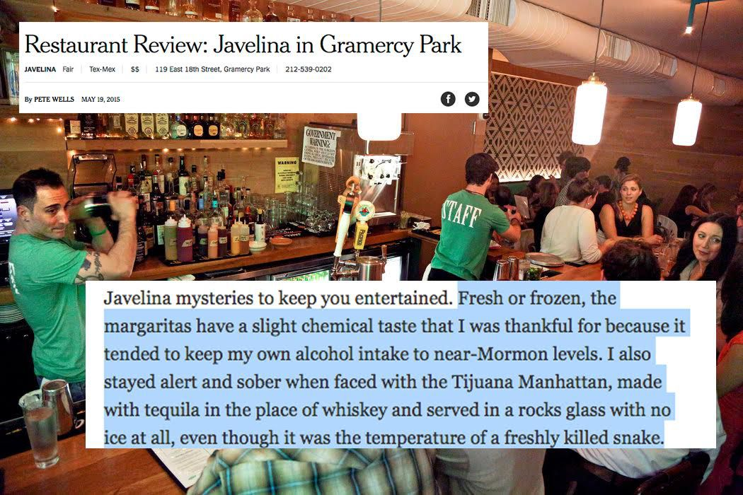 10 Of The Most Savage AF Restaurant Reviews Of All Time