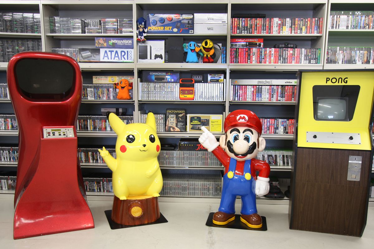 Video Game Archivists Celebrate New Victory In Preservation Of