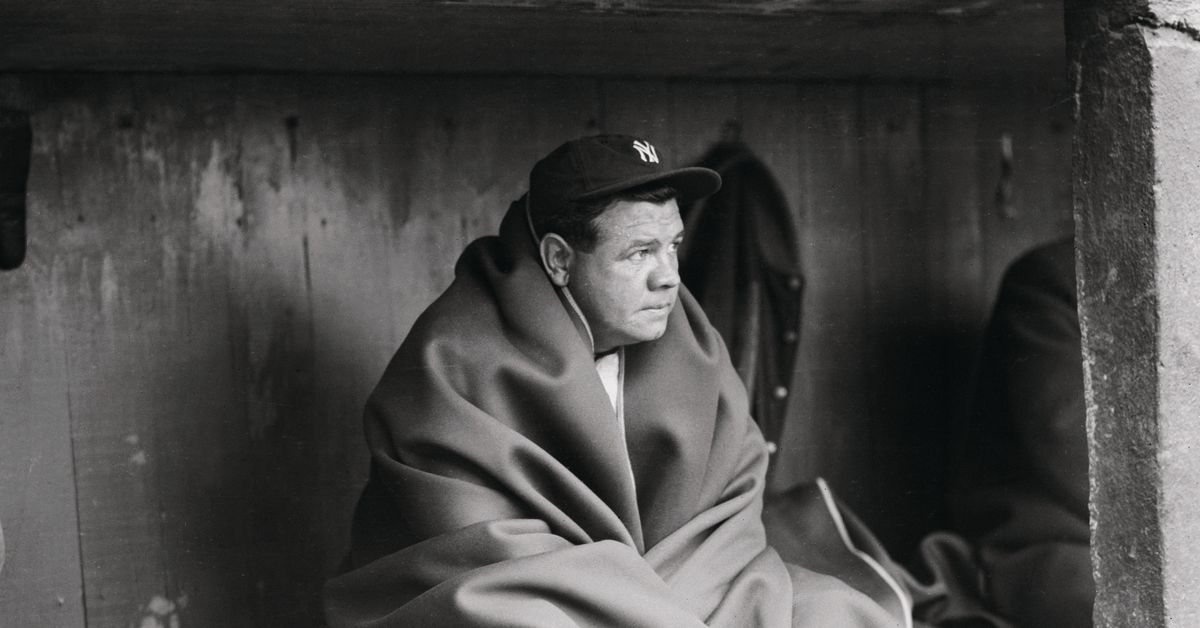 Babe ruth height and weight-7124