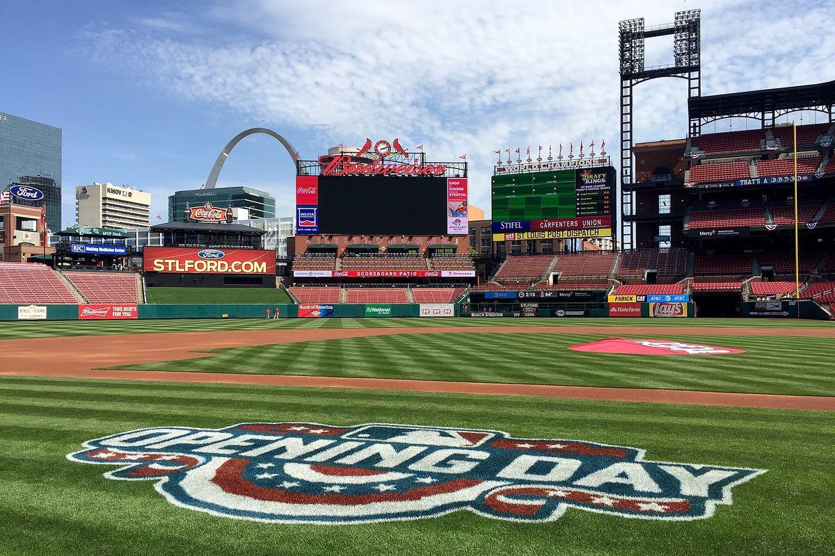MLB: APR 02 Cubs at Cardinals