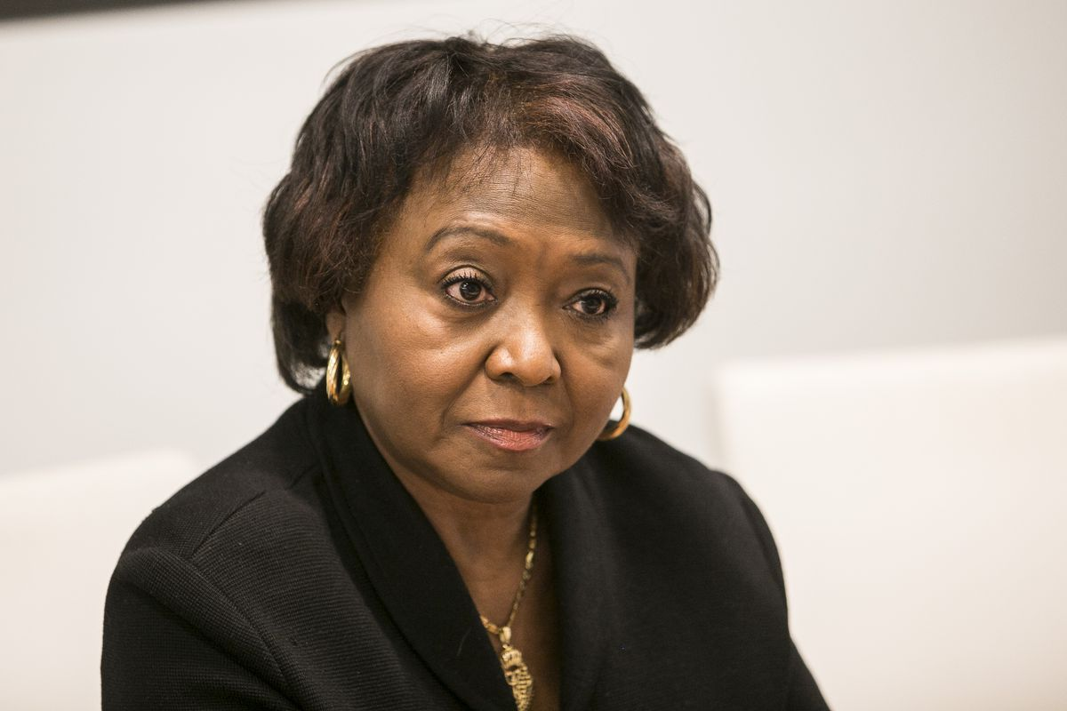 State Rep. Mary E. Flowers.
