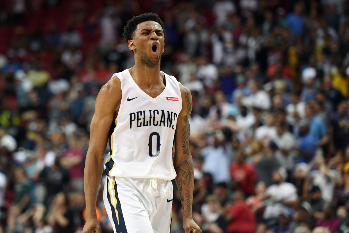 Reassessing The Baby Pelicans Ceilings With Bleacher Report
