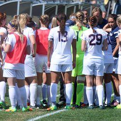 UConn Women's Soccer Team