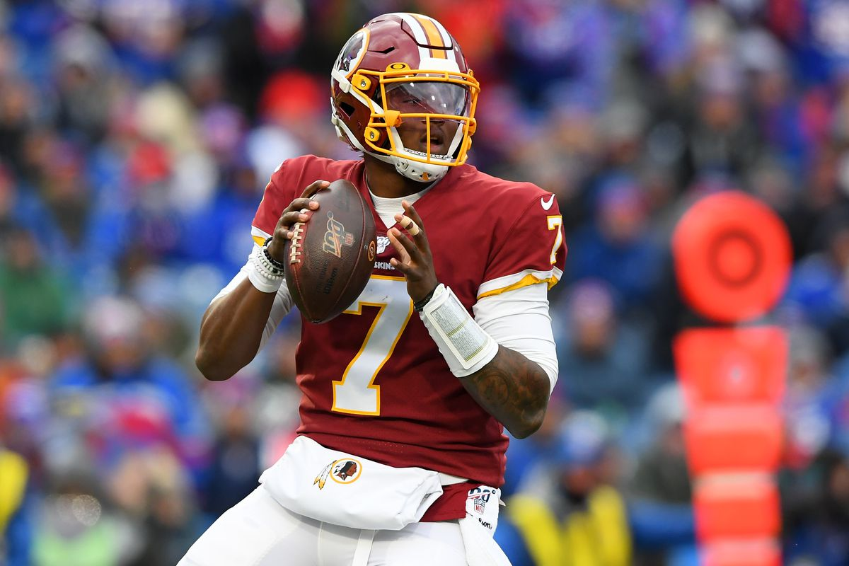 NFL: Washington Redskins at Buffalo Bills