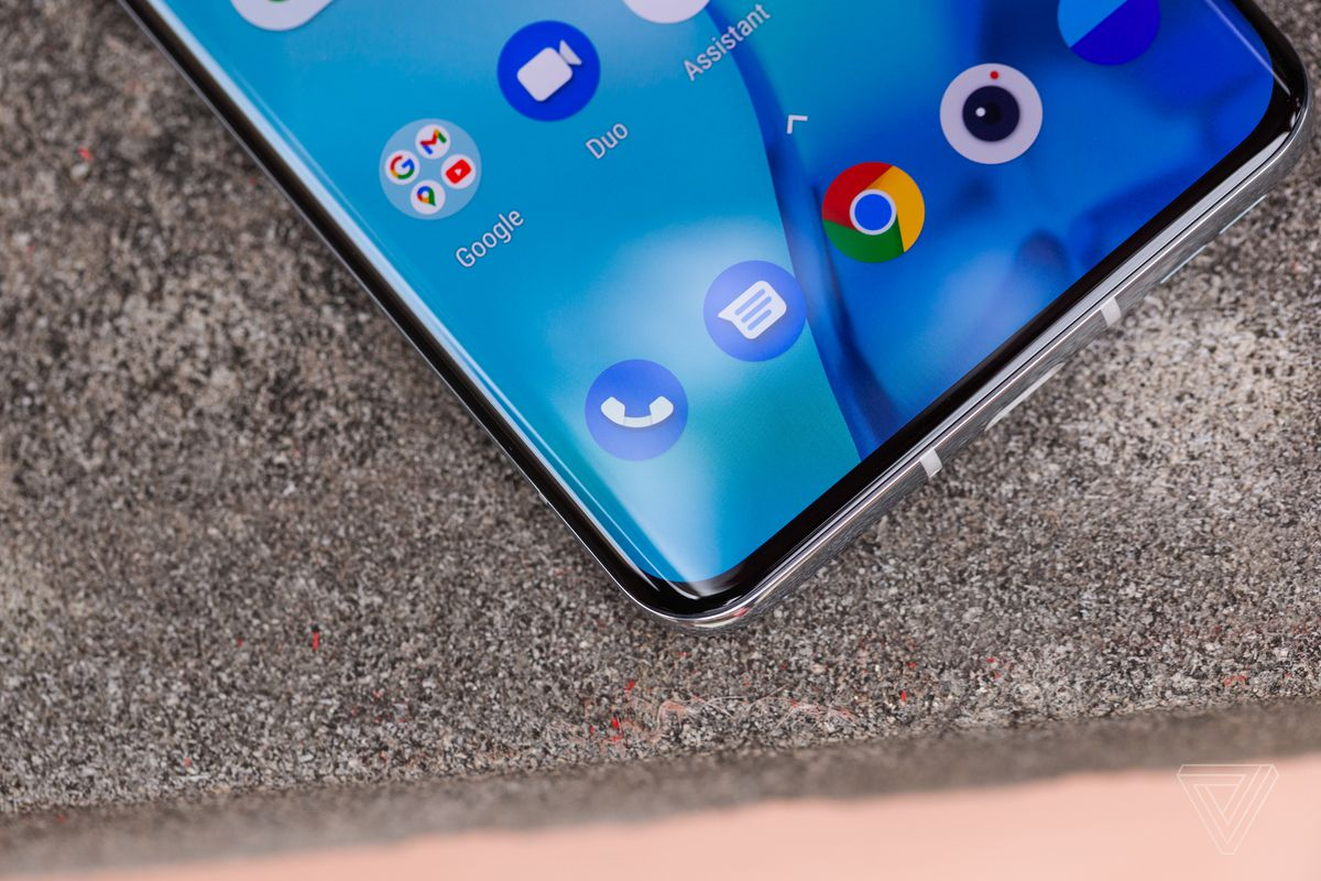 The OnePlus 9 Pro has an LTPO OLED screen, which can help with battery life