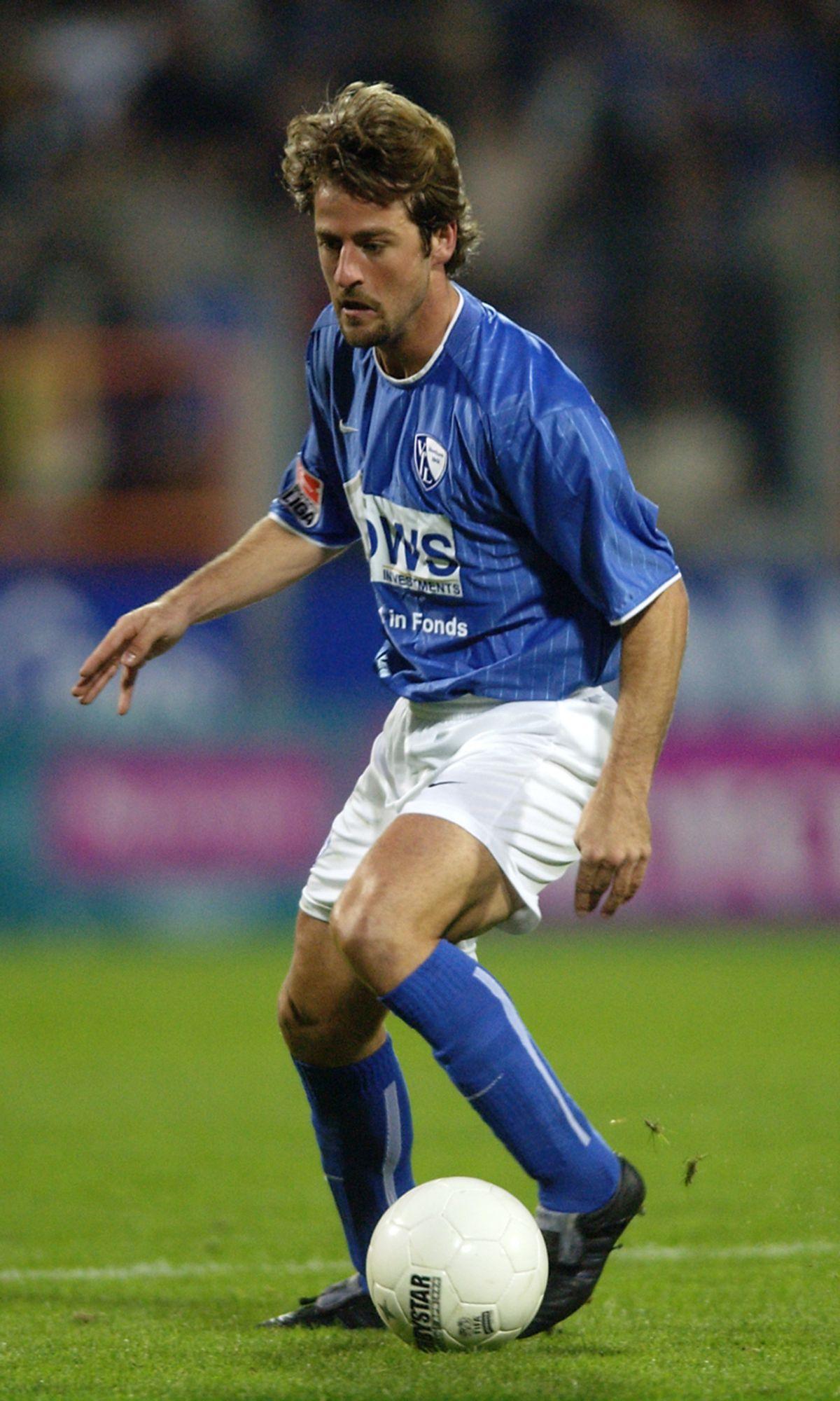 Thomas Christiansen of VFL Bochum