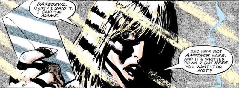 Daredevil Page betrayal