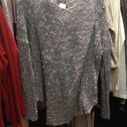 Helmut knit sweater, $119 (was $240)