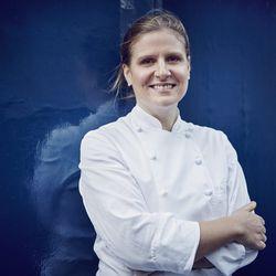 Chantelle Nicholson, head chef at Tredwell's