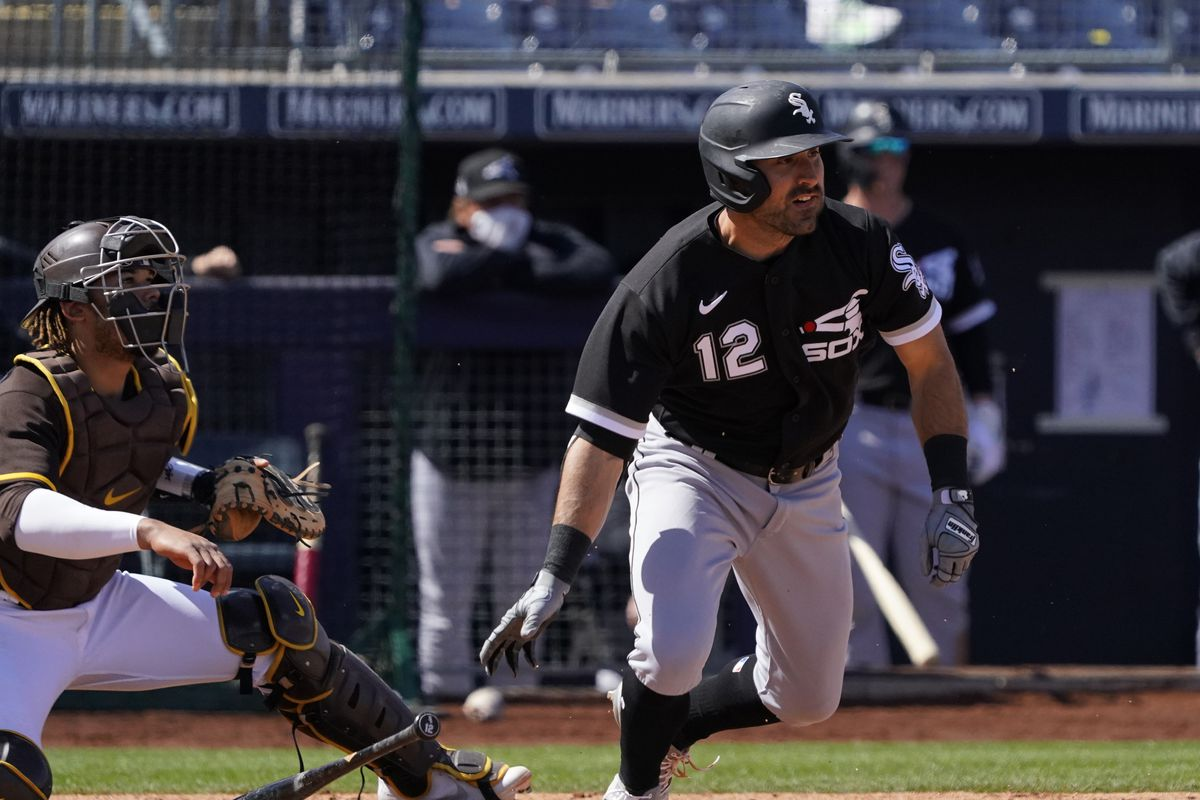 MLB: Chicago White Sox at San Diego Padres