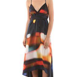 Silk dress, $150 (retail $398)