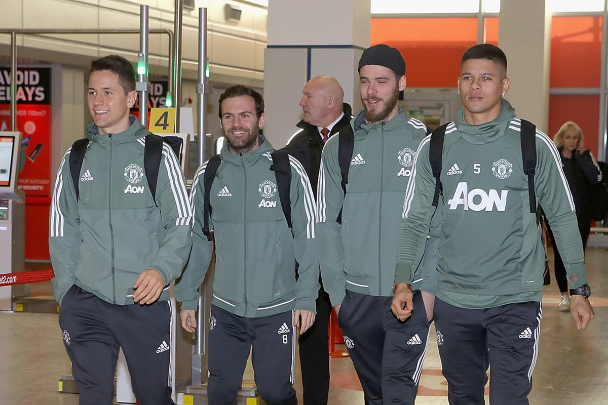 Manchester United Head to Dubai for a Training Camp