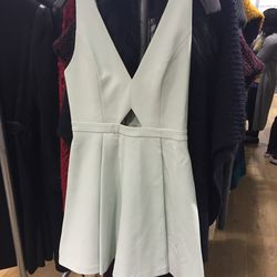 Dress, size 8, $112 (from $385)