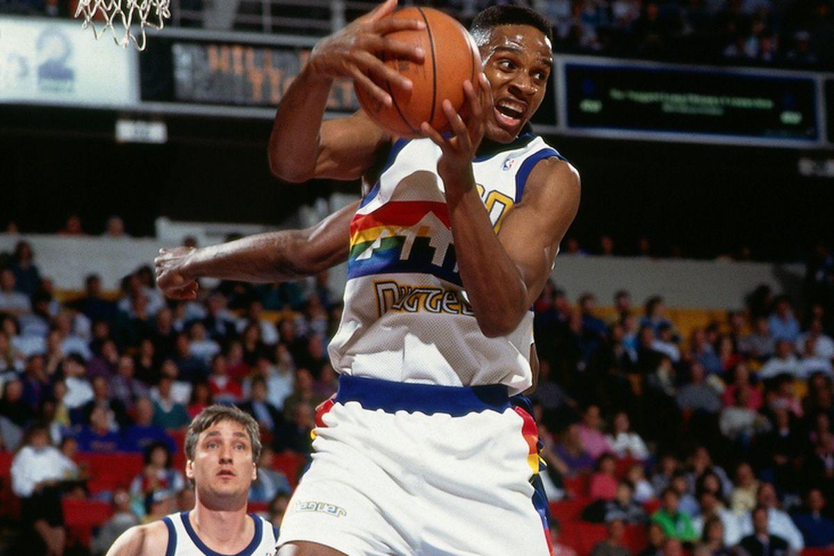 1994 Miracle Nug s player profile LaPhonso Ellis Denver Stiffs