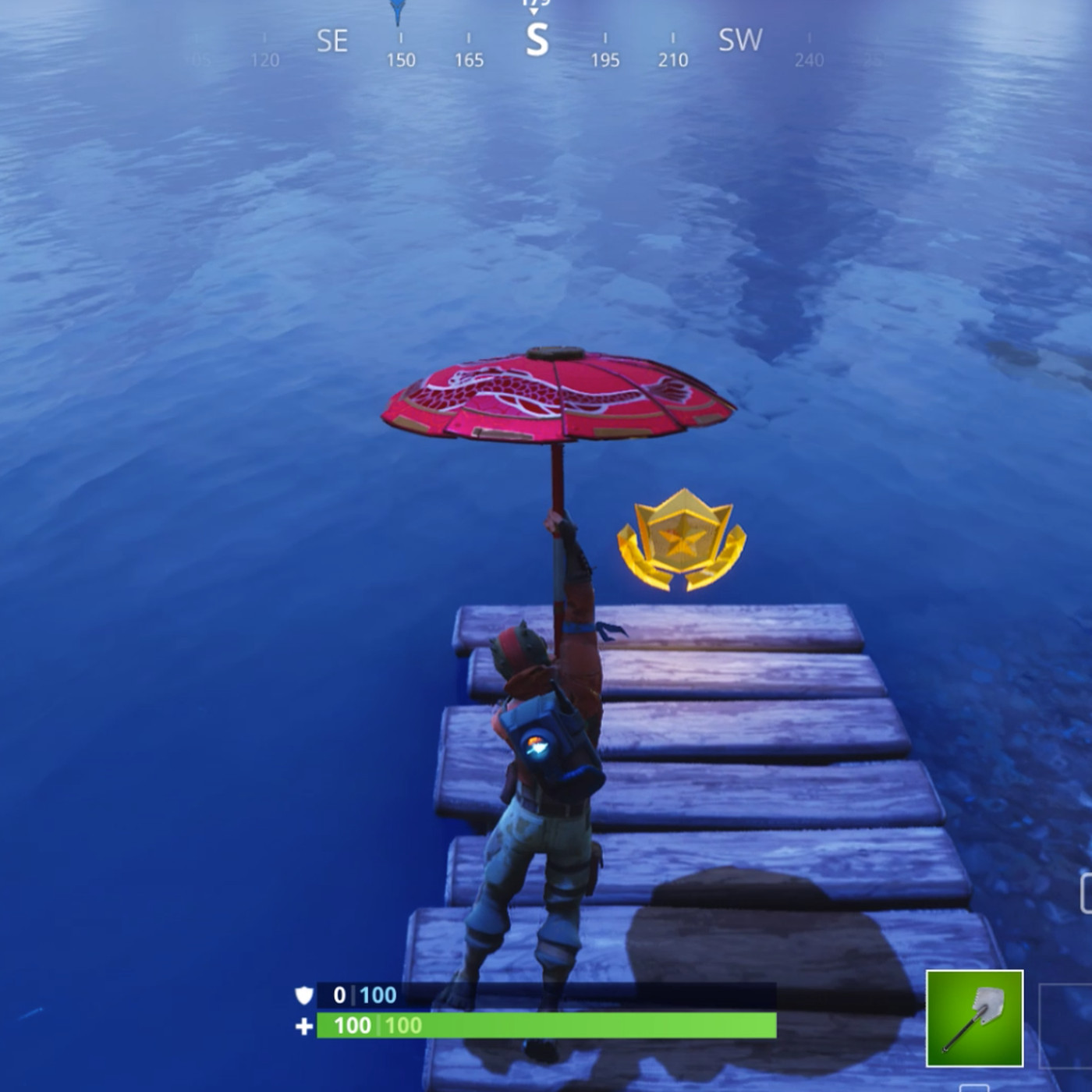 Fortnite Battle Royale Guide Search Between Three Boats Weekly