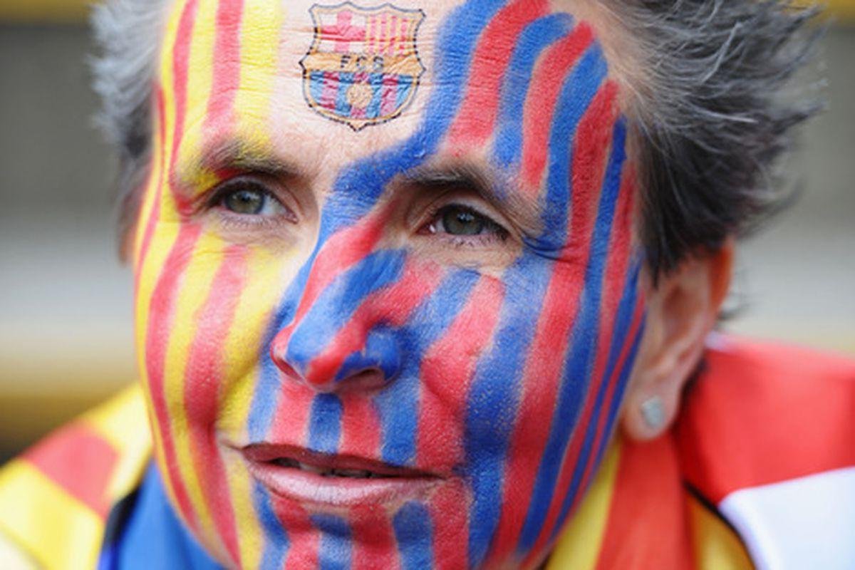 How can a true football fan enjoy the off-season?