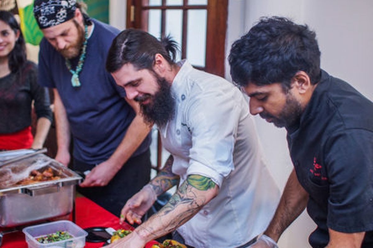 From Falliday, the last big chef competition